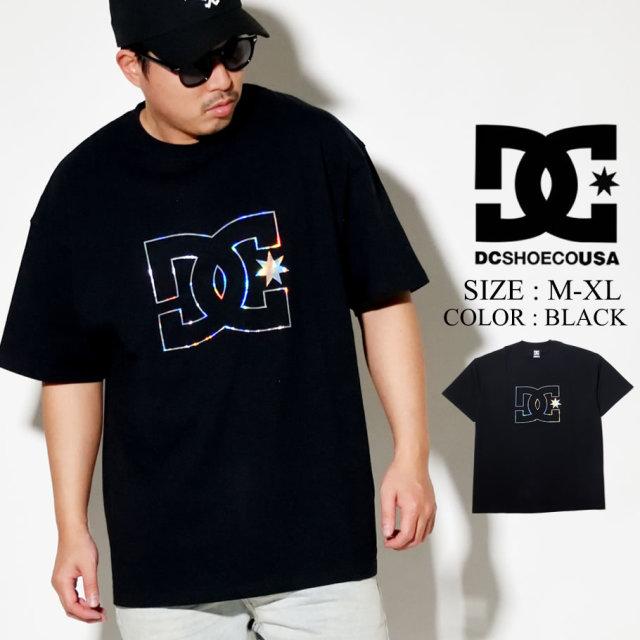 DC SHOES ディーシー シューズ Tシャツ メンズ 半袖 ブラック 20 STAR WIDE SS 5226J003