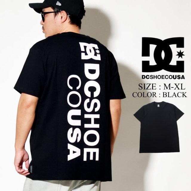 DC SHOES ディーシー シューズ ポケット Tシャツ メンズ 半袖 ブラック 20 BACKLOGO SS 5226J006