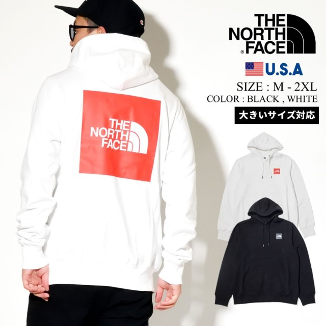 THE NORTH FACE ザノースフェイス プルオーバーパーカー メンズ Mens 2.0 Box Pullover Hoodie NF0A4M4G