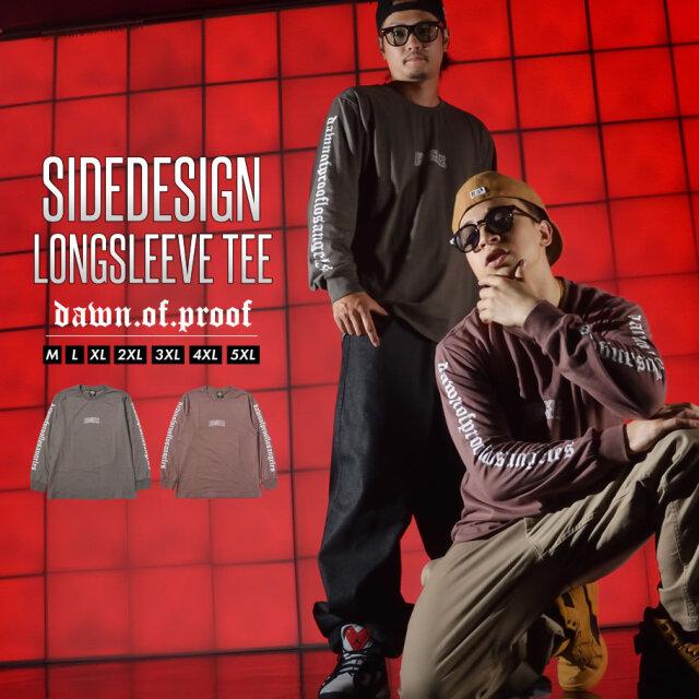 DOP 長袖 Tシャツ ロンT メンズ 大きいサイズ Los Angeles ロサンゼルス LA b系 hiphop ヒップホップ ファッション dptt096