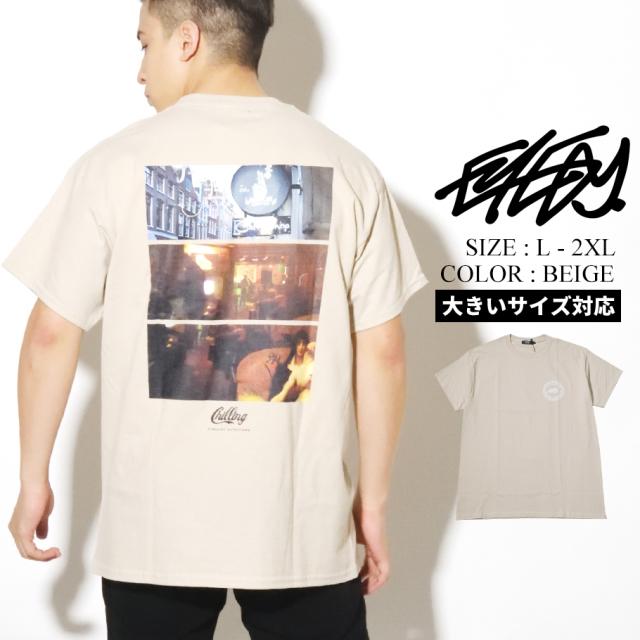 EYEDY アイディー 半袖 Tシャツ メンズ EYE-390SS