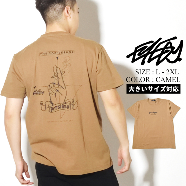 EYEDY アイディー 半袖 Tシャツ メンズ EYE-397SS