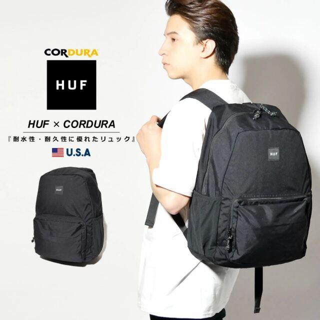 HUF ハフ リュック バックパック 鞄 メンズ レディース USAモデル スタンダードイシューバッグ AC00449 2021 春夏 新作