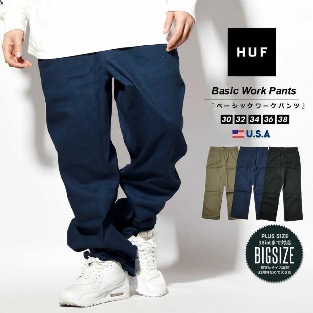 HUF ハフ エンジニアパンツ バギーパンツ メンズ USAモデル ボイドパンツ PT00158 2021 春夏 新作