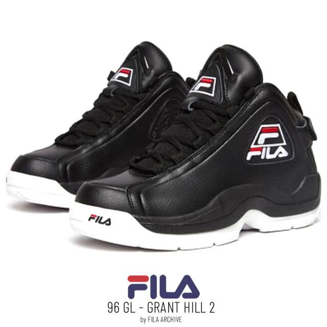 フィラ FILA スニーカー メンズ グラントヒル2 96GL F0313