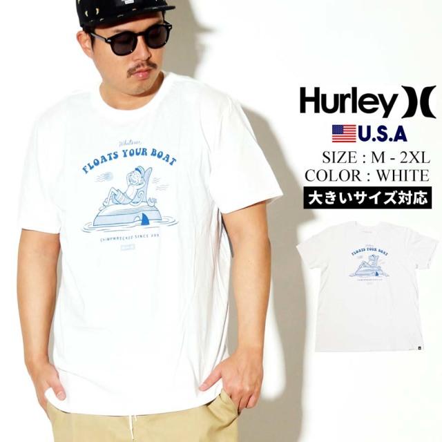 Hurley ハーレー 半袖 Tシャツ メンズ CHIMPWRECKED SHORT SLEEVE TEE CJ6816