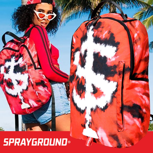 SPRAY GROUND スプレイグラウンド バックパック リュックサック メンズ レディース 鞄 ヒップホップ ストリート ファッション HHBT401