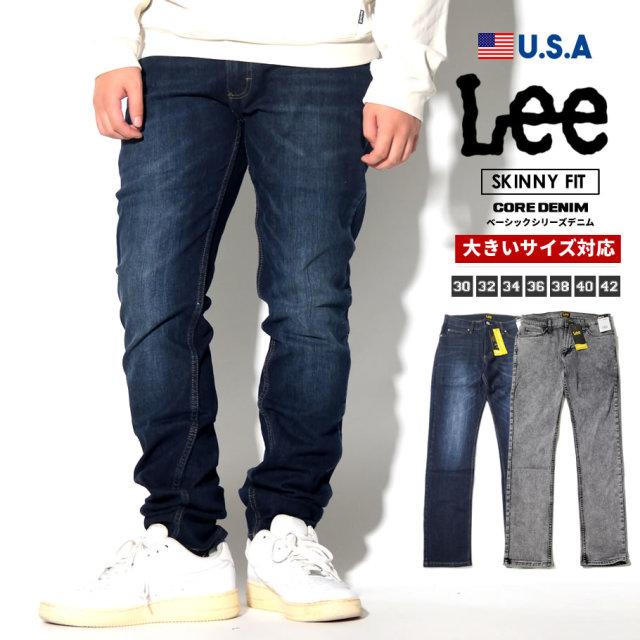 Lee 2003 スキニーフィット ジーンズ デニムパンツ SKINNY FIT カジュアル ファッション 服 通販