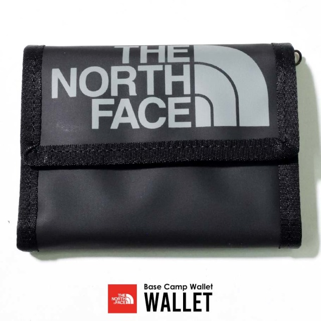 THE NORTH FACE ザノースフェイス 財布 ミニ メンズ レディース ロゴ Base Camp Wallet NF00CE69