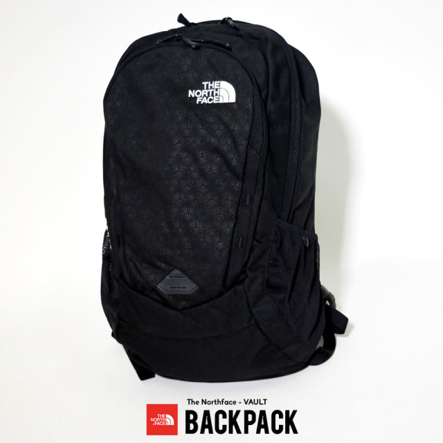 THE NORTH FACE ザノースフェイス リュック バックパック メンズ レディース ロゴ Vault NF0A3KV9
