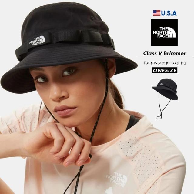 ザ・ノースフェイス THE NORTH FACE サファリハット メンズ 帽子 ブランド レディース ユニセックス USAモデル CLASS V BRIMMER NF0A3VWA