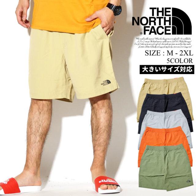 ザ・ノースフェイス THE NORTH FACE ハーフパンツ ショートパンツ メンズ クライミングショーツ ブランド USAモデル PULL-ON ADVENTURE SHORTS NF0A3T2U