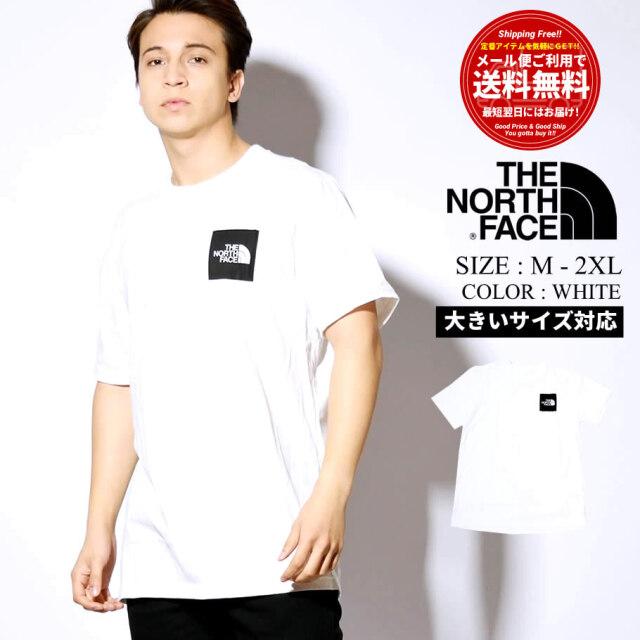THE NORTH FACE ザ・ノースフェイス Tシャツ メンズ 半袖 USAモデル ショートスリーブニューボックスコットンティー NF0A4AAOZW2
