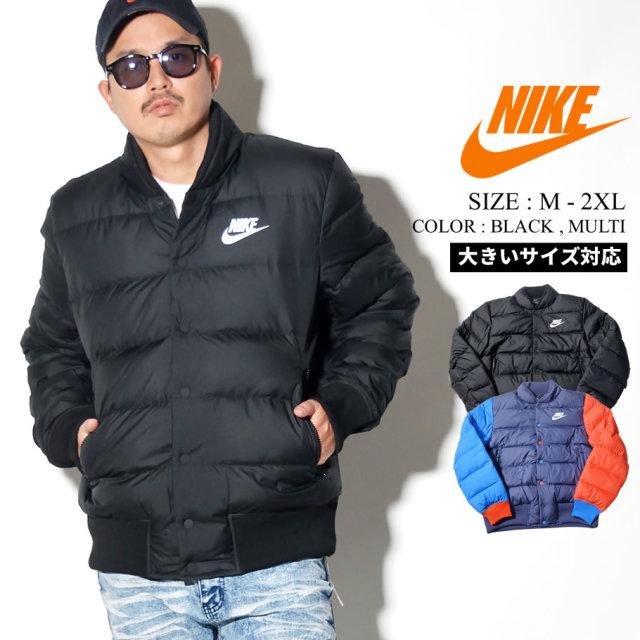 NIKE ナイキ 中綿 ダウンジャケット メンズ 大きいサイズ ストリート系 スポーツ ファッション 928819 服 通販