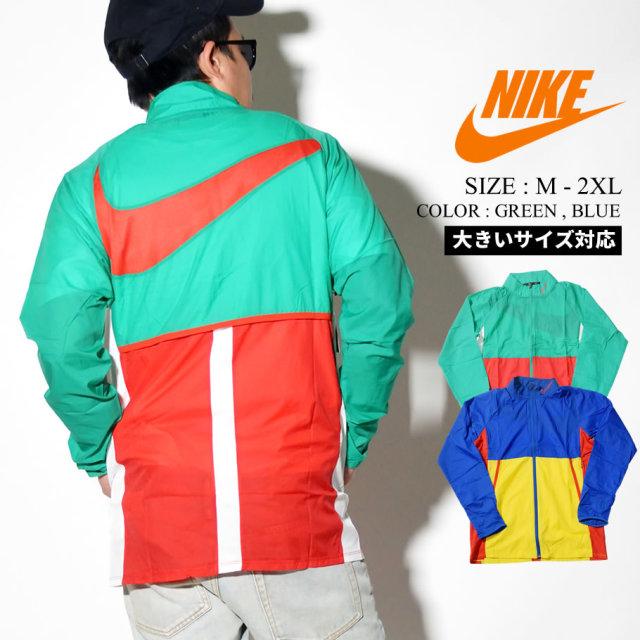 NIKE ナイキ ジャケット メンズ 大きいサイズ ロゴ ストリート系 スポーツ ファッション BQ7346 服 通販