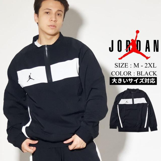 JORDAN ジョーダン トラックジャケット メンズ スポーツ ストリート系 ファッション M J WOVEN LS HOT JACKET TM CD2218
