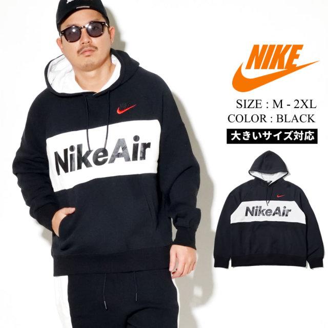 NIKE ナイキ パーカー メンズ M NSW NIKE AIR HOODIE PO FLC CJ4824