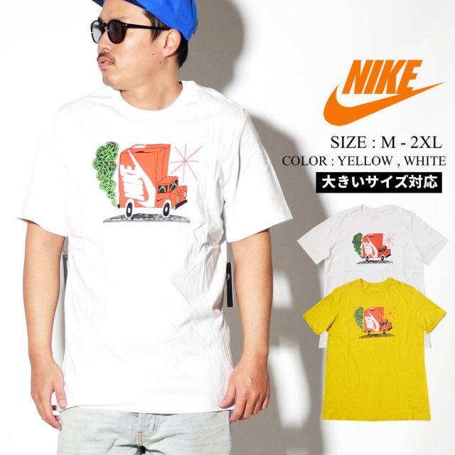 NIKE ナイキ Tシャツ メンズ 大きいサイズ プリント ストリート系 スポーツ ファッション CI629 服 通販