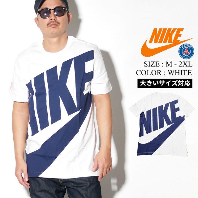 NIKE ナイキ Tシャツ メンズ 大きいサイズ サンジェルマン ロゴ サッカー ストリート系 スポーツ ファッション BQ9420 服 通販
