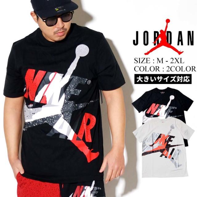 JORDAN ジョーダン 半袖 Tシャツ メンズ SS CTN JM CLASSICS HBR CREW CT6751