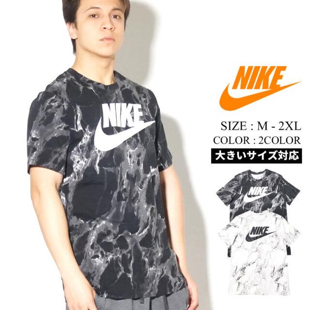 NIKE ナイキ Tシャツ メンズ M NK TEE FRAN SWOOSH AOP TIMELESS COMFORT CD1282