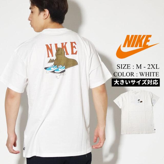NIKE ナイキ Tシャツ メンズ M NK SB TEE SPHYNX A SKATE STAPLE CU0296