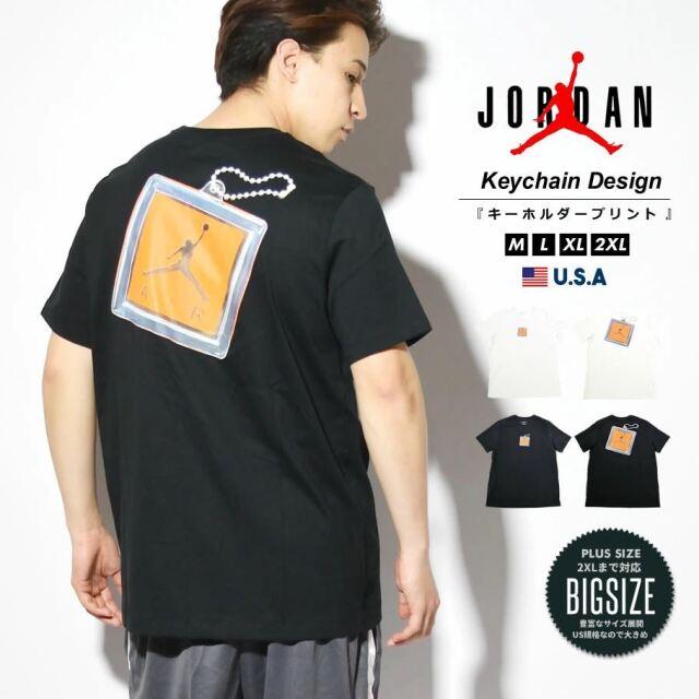 ナイキ ジョーダン NIKE JORDAN Tシャツ メンズ 半袖 USAモデル M J KEYCHAIN S/S TEE 2021S/S 春夏 新作