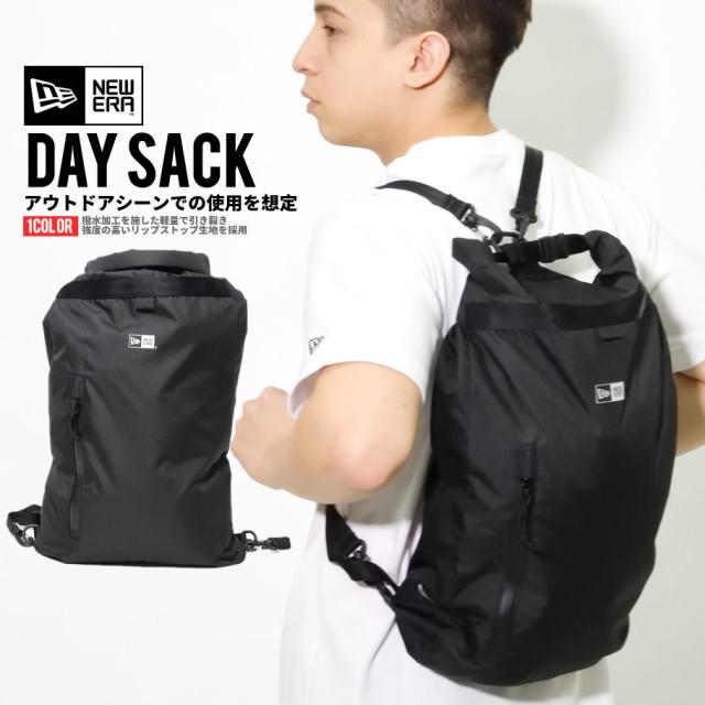 NEW ERA ニューエラ エクスプローラーデイサック 20L ブラック 鞄 1232657