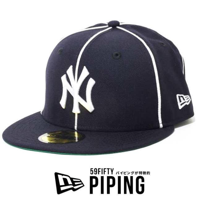 NEW ERA ニューエラ ベースボールキャップ 59FIFTY NY 12540867