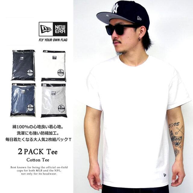 NEW ERA (ニューエラ) パックTシャツ (11229177) NWTT1002