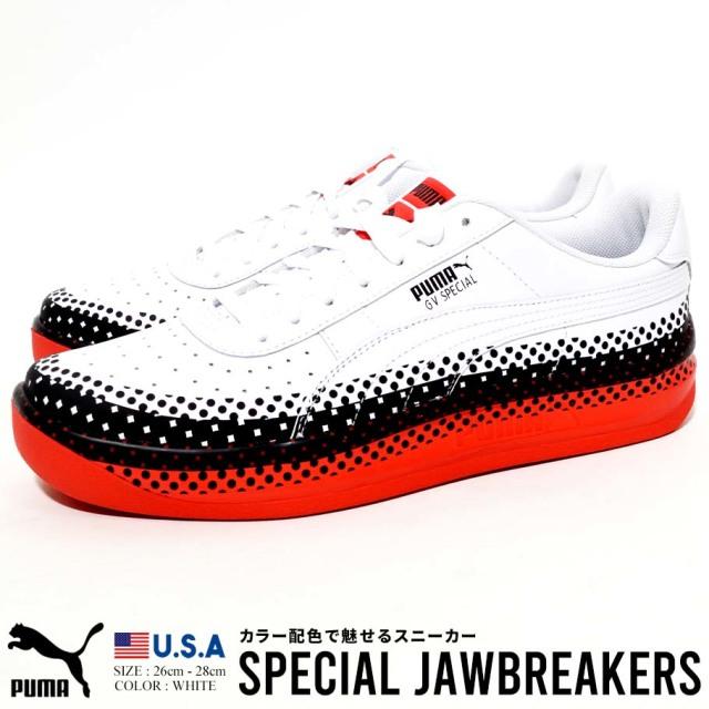 PUMA プーマ スニーカー メンズ GV SPECIAL JAWBREAKERS 37246801 靴