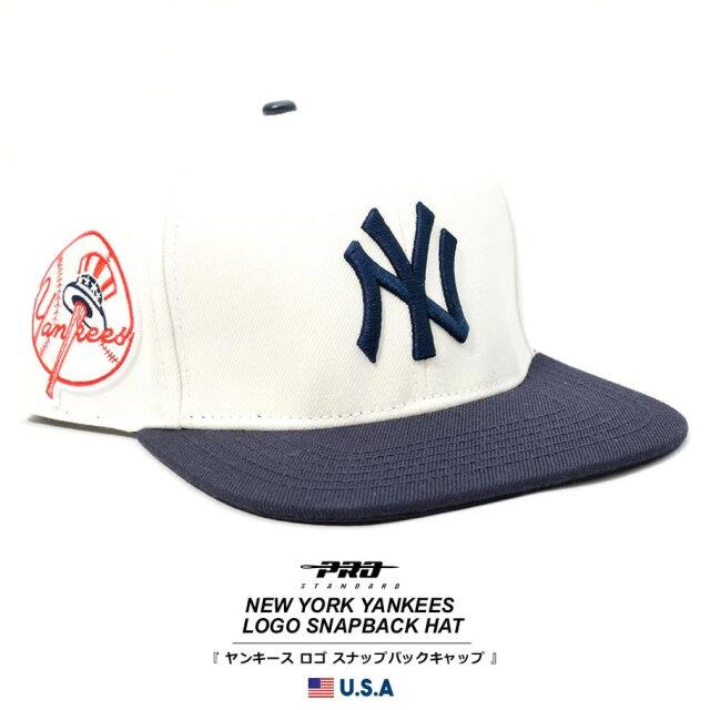 プロスタンダード PRO STANDARD ベースボールキャップ 帽子 メンズ ブランド レディース ユニセックス MLB ニューヨーク・ヤンキース LNY731840