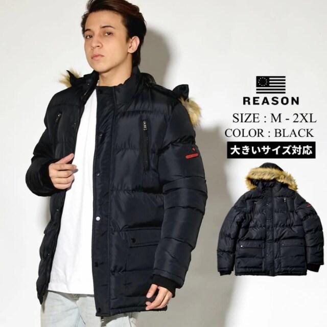 REASON CLOTHING リーズンクロージング ジャケット メンズ MDO-107 ストリート系 hiphop ヒップホップ ファッション RCJT013