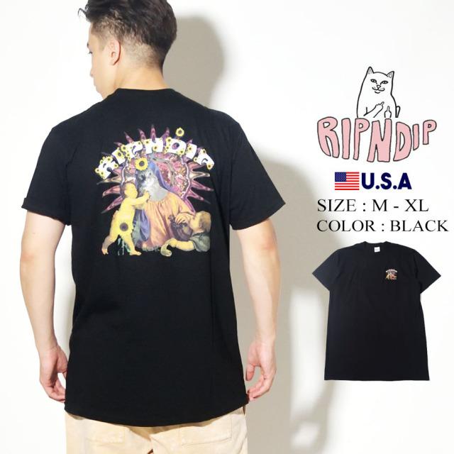 RIPNDIP リップンディップ Tシャツ 半袖 Precious Tee RND4352