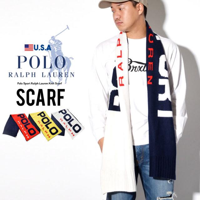 POLO RALPH LAUREN ポロ ラルフローレン マフラー スカーフ メンズ レディース PC0398 防寒 通販