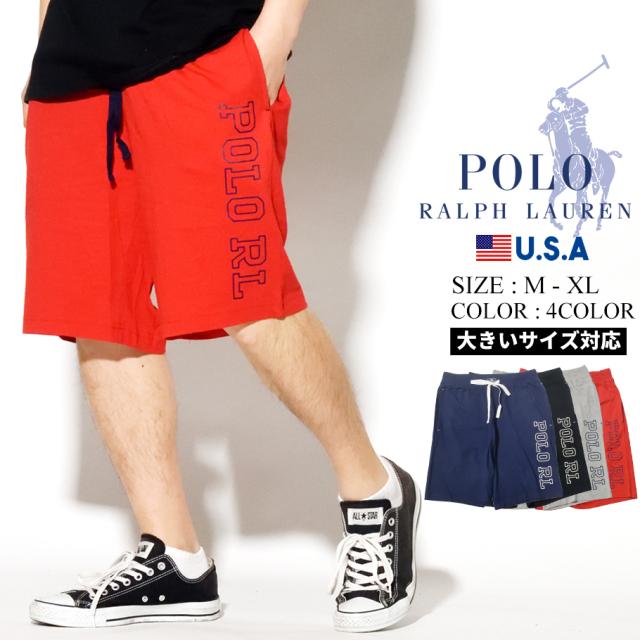 Polo Ralph Lauren ポロ ラルフローレン ハーフパンツ メンズ POLO RL SLEEPSHORT PK21SR
