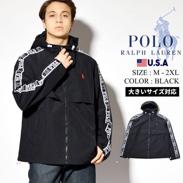 Polo Ralph Lauren ポロ ラルフローレン ウインドブレーカー ジャケット メンズ アウター USAモデル 710812172002