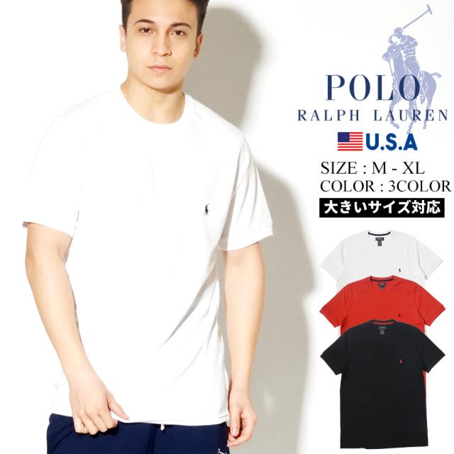 Polo Ralph Lauren ポロ ラルフローレン Tシャツ メンズ ポニーロゴ SHORT SLEEVE CREW PWSCRL