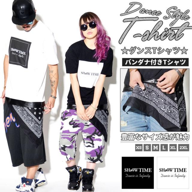 SHOOW TIME (ショウタイム) 半袖Tシャツ STTT008