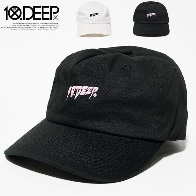 10DEEP (テンディープ) キャップ (72TD6204) TDCT036