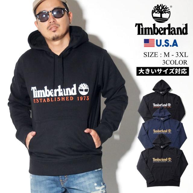 Timberland ティンバーランド パーカー メンズ 大きいサイズ ロゴ ネーム ストリート系 カジュアル アウトドア ファッション 服 通販 TB0A1Y2D