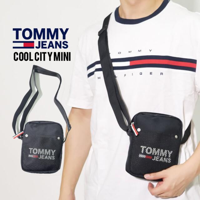 TOMMY HILFIGER トミーヒルフィガー ショルダーバック ロゴ 鞄 AM05529