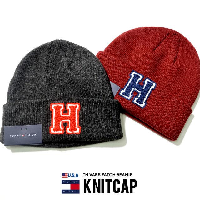 TOMMY HILFIGER トミー ヒルフィガー ニットキャップ メンズ レディース 1CT0205 帽子 通販