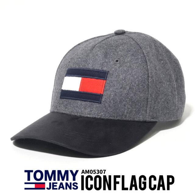 TOMMY HILFIGER トミーヒルフィガー キャップ ロゴ AM05307