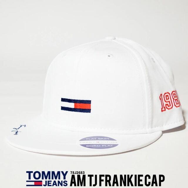 トミーヒルフィガー TOMMY HILFIGER キャップ 帽子 メンズ レディース USAモデル シグネチャーベースボールキャップ 21SS 春 新作