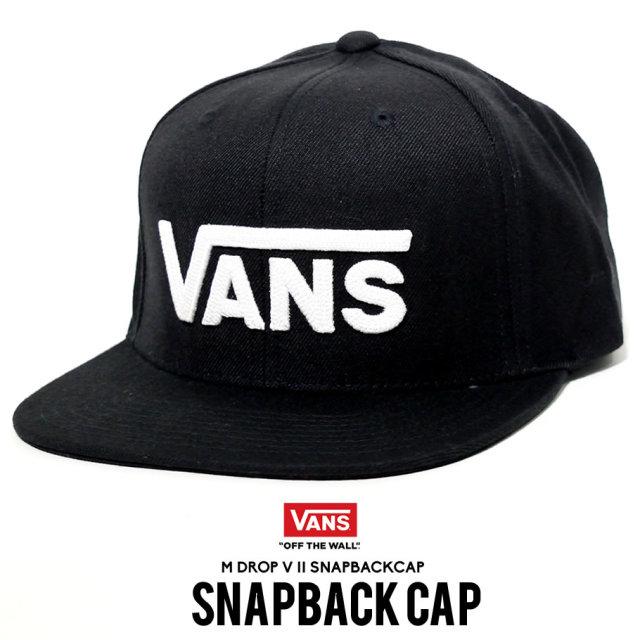 VANS バンズ キャップ スナップバックキャップ B系 ファッション メンズ ヒップホップ ストリート系 ファッション