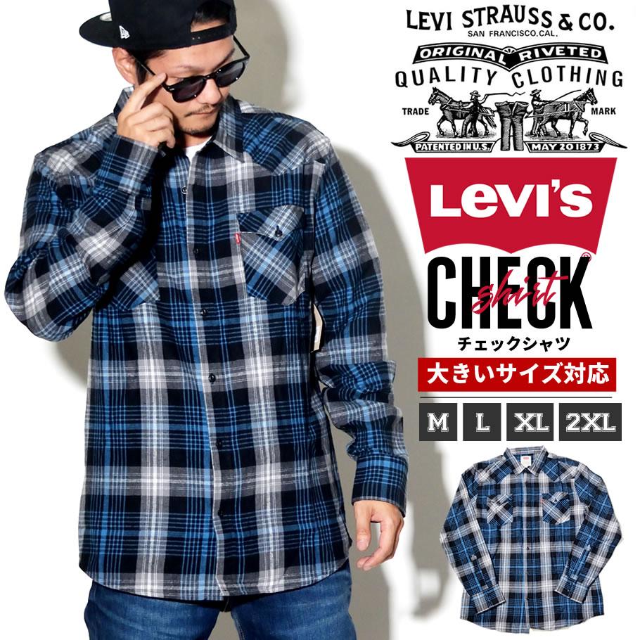 LEVI'S (リーバイス) 長袖シャツ LSOT010