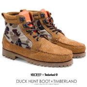 10DEEP テンディープ コラボ ブーツ DUCK HUNT BOOT ×TIMBERLAND TB0A14QD 5V8090