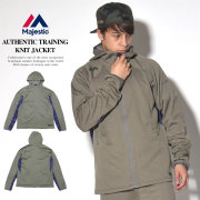 MAJESTIC マジェスティック トラックトップ AUTHENTIC TRAINING KNIT JACKET XM23-KHK5-MAJ0029 7V5420