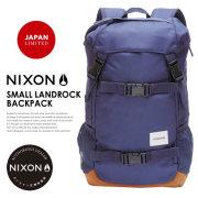NIXON ニクソン バックパック SMALL LANDLOCK BACKPACK C2256307 7V9321